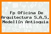 Fp Oficina De Arquitectura S.A.S. Medellín Antioquia