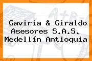 Gaviria & Giraldo Asesores S.A.S. Medellín Antioquia
