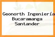 Geonorth Ingeniería Bucaramanga Santander