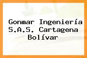 Gonmar Ingeniería S.A.S. Cartagena Bolívar