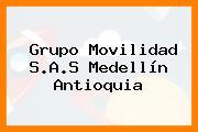Grupo Movilidad S.A.S Medellín Antioquia