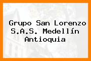 Grupo San Lorenzo S.A.S. Medellín Antioquia