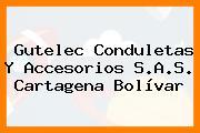Gutelec Conduletas Y Accesorios S.A.S. Cartagena Bolívar