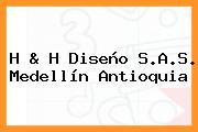 H & H Diseño S.A.S. Medellín Antioquia