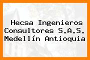 Hecsa Ingenieros Consultores S.A.S. Medellín Antioquia