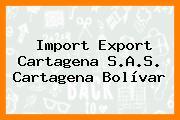 Import Export Cartagena S.A.S. Cartagena Bolívar