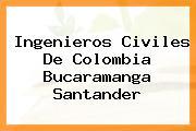 Ingenieros Civiles De Colombia Bucaramanga Santander