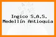 Ingico S.A.S. Medellín Antioquia