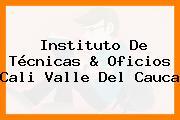 Instituto De Técnicas & Oficios Cali Valle Del Cauca