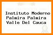 Instituto Moderno Palmira Palmira Valle Del Cauca