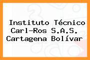 Instituto Técnico Carl-Ros S.A.S. Cartagena Bolívar