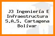 J3 Ingeniería E Infraestructura S.A.S. Cartagena Bolívar