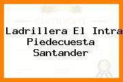 Ladrillera El Intra Piedecuesta Santander