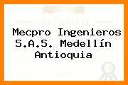 Mecpro Ingenieros S.A.S. Medellín Antioquia
