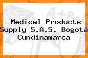 Medical Products Supply S.A.S. Bogotá Cundinamarca