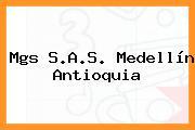 Mgs S.A.S. Medellín Antioquia