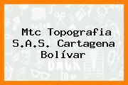 Mtc Topografia S.A.S. Cartagena Bolívar