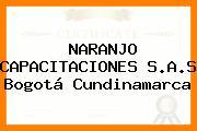 Naranjo Capacitaciones S.A.S. Bogotá Cundinamarca