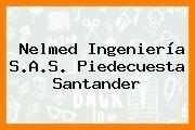 Nelmed Ingeniería S.A.S. Piedecuesta Santander