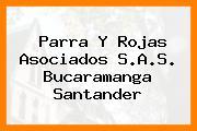 Parra Y Rojas Asociados S.A.S. Bucaramanga Santander