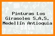 Pinturas Los Girasoles S.A.S. Medellín Antioquia