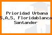Prioridad Urbana S.A.S. Floridablanca Santander