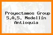 Proyectamos Group S.A.S. Medellín Antioquia