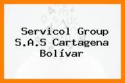 Servicol Group S.A.S Cartagena Bolívar