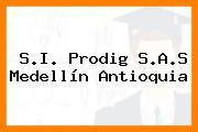 S.I. Prodig S.A.S Medellín Antioquia