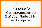 Simetría Construcciones S.A.S. Medellín Antioquia