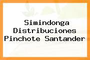 Simindonga Distribuciones Pinchote Santander