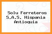 Solu Ferreteros S.A.S. Hispania Antioquia