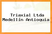 Triaxial Ltda Medellín Antioquia