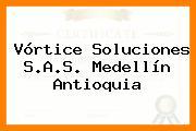 Vórtice Soluciones S.A.S. Medellín Antioquia