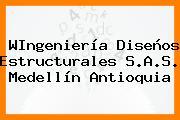 WIngeniería Diseños Estructurales S.A.S. Medellín Antioquia
